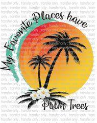 Multi-Surface Transfer - Beach & Summer