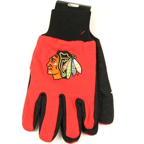 NHL Chicago Blackhawks Sport Utility Gloves