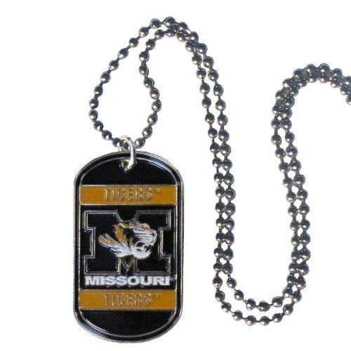 NCAA Missouri Tigers Dog Tag