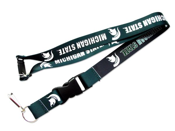 NCAA Michigan State Spartans Lanyard