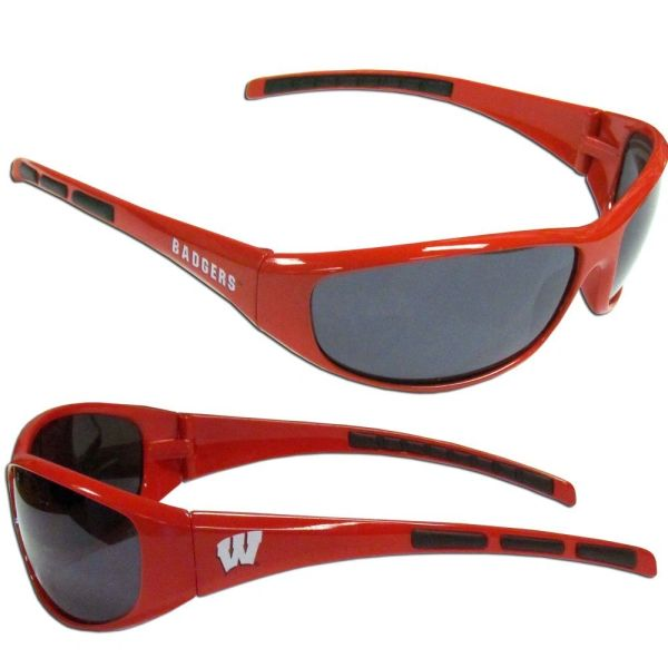 NCAA Wisconsin Badgers 3 Dot