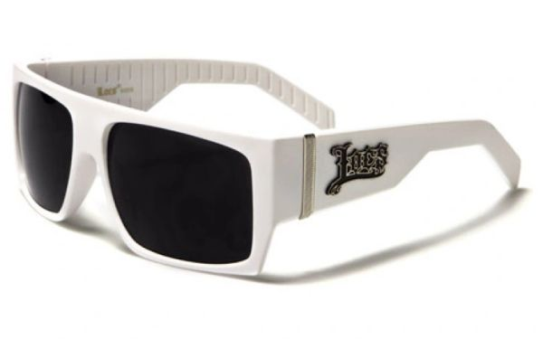 91010 Locs Flat Top White