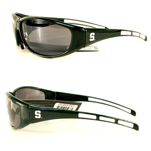 Michigan State Spartans 3 Dot