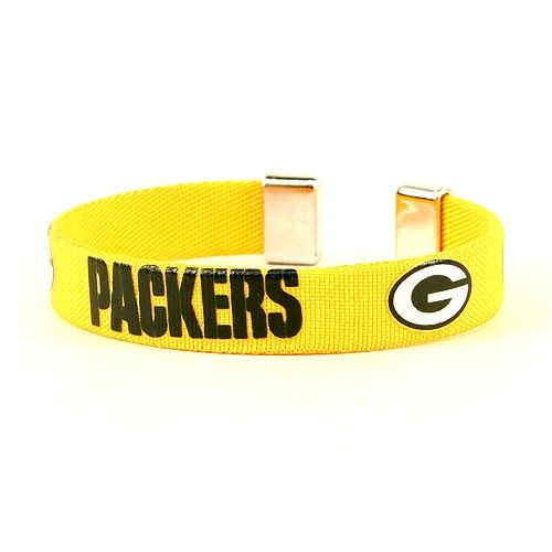 NFL Green Bay Packers Fan Bracelet