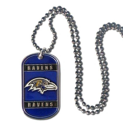 Baltimore Ravens Dog Tag