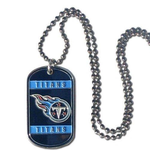 NFL Tennessee Titans Dog Tag