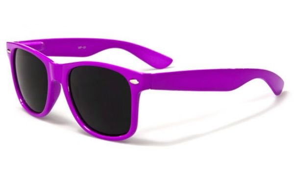Retro NEON Purple