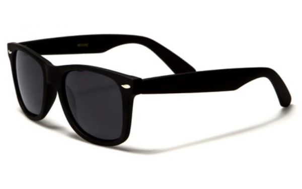 Retro Polarized Black Matte
