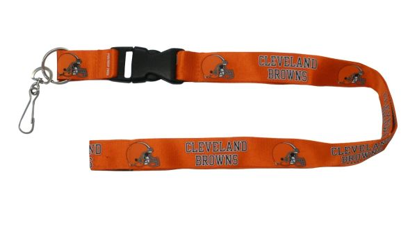 NFL Cleveland Browns Lanyard