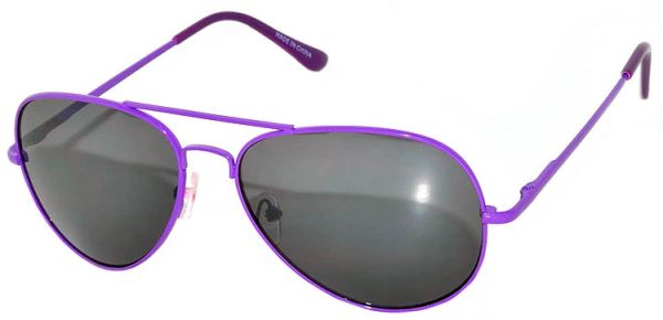 750 Purple Smoke lens Aviator