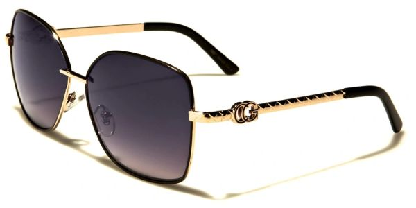 38029 Eyewear Black Gold