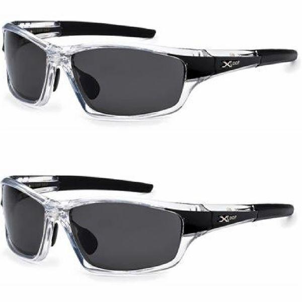 2 Pack 2418 XLoop Polarized Black