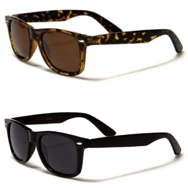 Retro 2 pack – 1 Black and 1 Tortoise