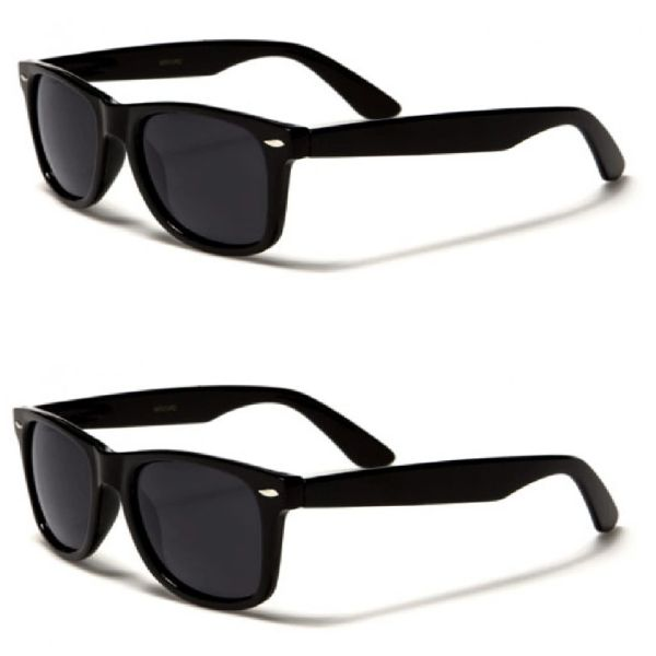 Retro Polarized Black – 2 Pair