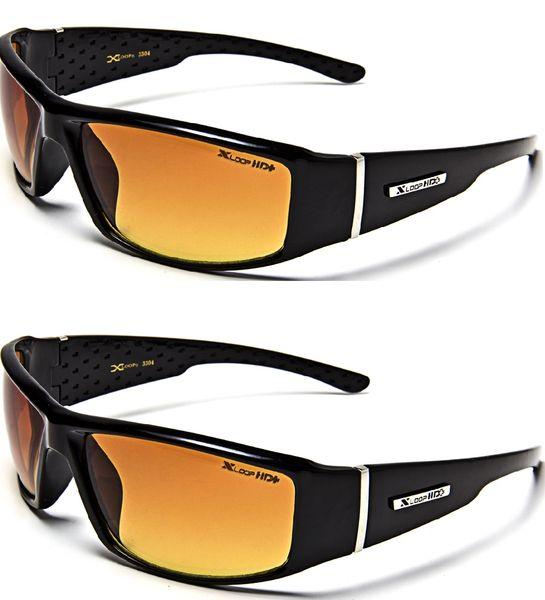 3304 XLoop HD 2 Pack Black