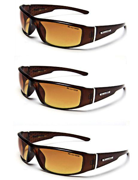 3304 XLoop HD 3 Pack Brown