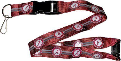NCAA Alabama Crimson Tide Key Chain Carabiner