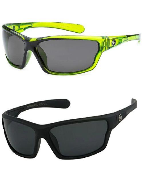 7032 Nitrogen Polarized 2 Pack Black Matte & Green