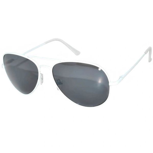 750 White Smoke Lens Aviator