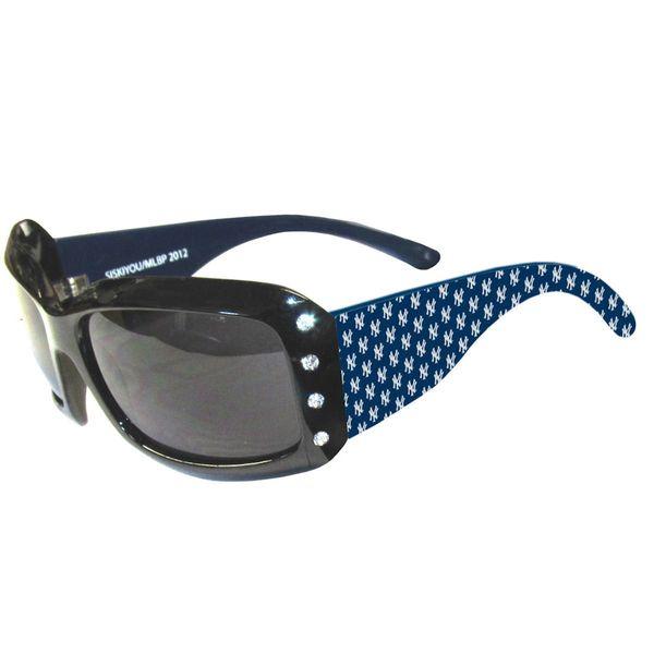 New York Yankees Rhinestone Repeater Sunglasses