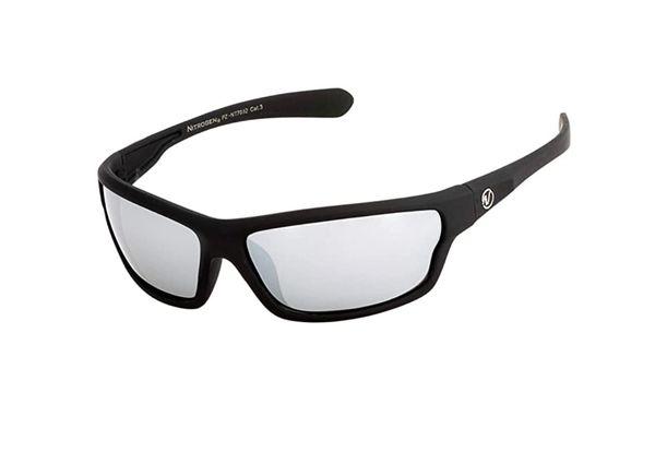 7032 Nitrogen Polarized Black Matte Silver Mirror