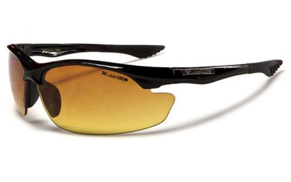 3303 XLoop HD Rimless Black