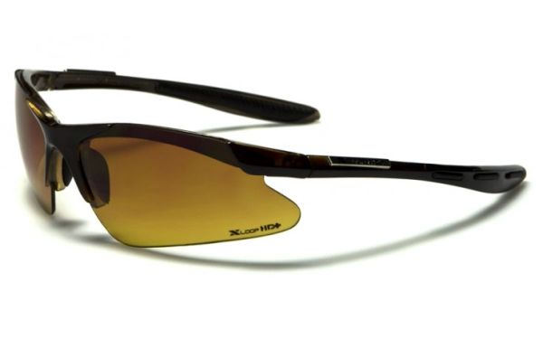 3320 XLoop HD Rimless Brown