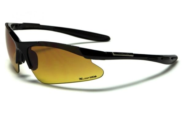 3320 XLoop HD Rimless Black