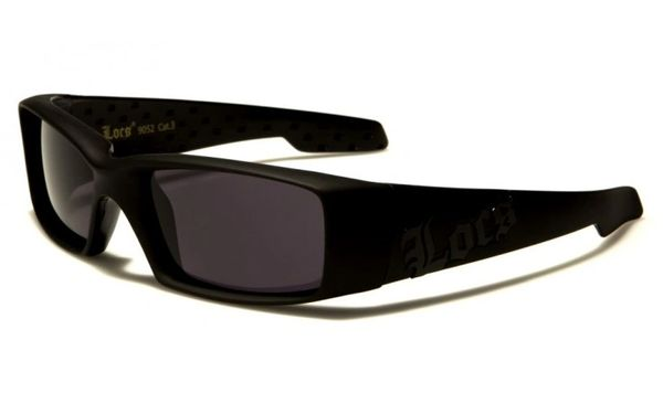 9052 Locs Black Matte