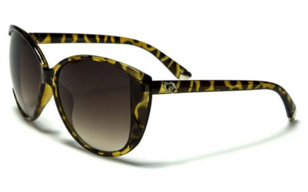 90018 Romance Round Butterfly Tortoise Shell
