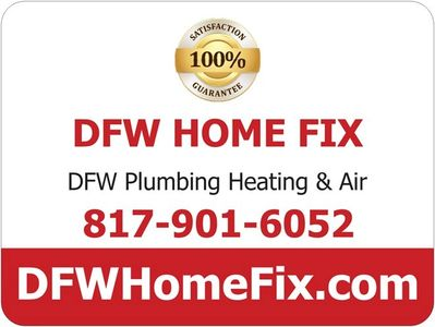 Water Heater repair in DFW. DFW Hot Water Heater repair. Plumber hot water heater repair in DFW