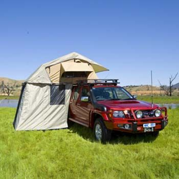 ARB ANNEX for SERIES III SIMPSON ROOFTOP TENT (ARB3102A)