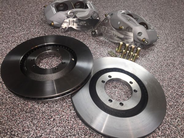 Mod Mafia Wilwood Big Brake Kit - H1 Full Kit