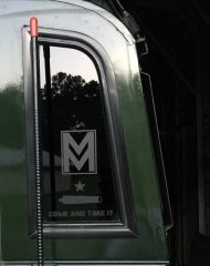 Mod Mafia Stickers Matte Black