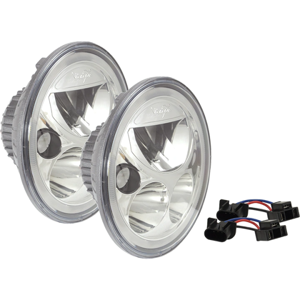Vision X 7″ Vortex LED Headlight XIL-7RDKIT