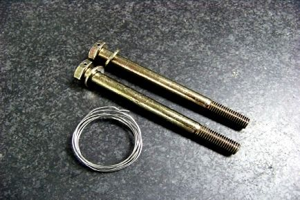 Starter Locking Bolt Kit