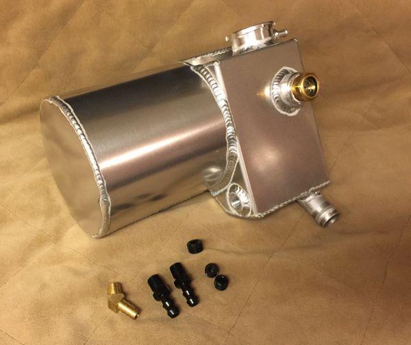 Aluminum Coolant Surge Tank