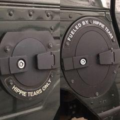 Mod Mafia Fuel Tank Labels