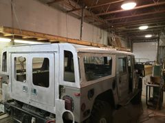Hummer H1 / HMMWV Steel Top