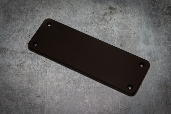 Dash Closeout Panel