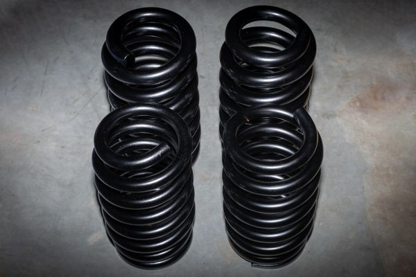 Mod Mafia Custom 2-inch Lift Springs