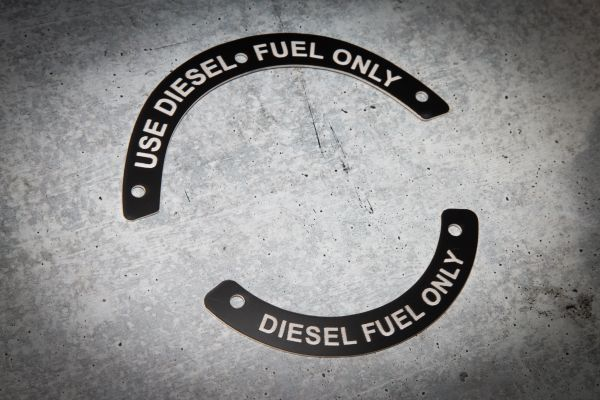 Mod Mafia Fuel Tank Labels