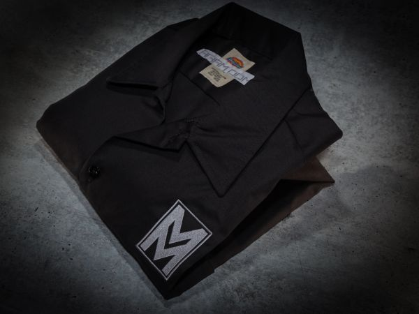 Mod Mafia Dickies Shop Shirt