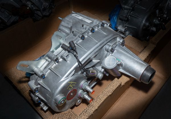 MM MP2225 Transfer Case