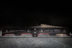 Aluminum Battery Bracket