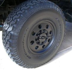 Aluminum Wheel by GT Inc. (Cepek)