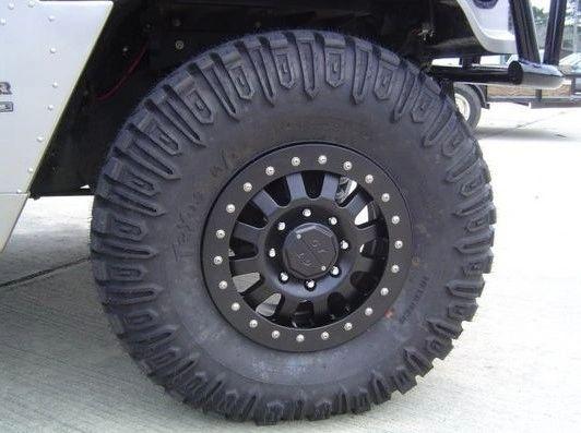 12-Spoke Aluminum Wheel by GT Inc. (Cepek)