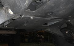 Mod Mafia Front Differential Under Carriage Protection
