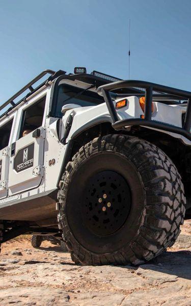 Mod Mafia Aluminum Wheel Protection