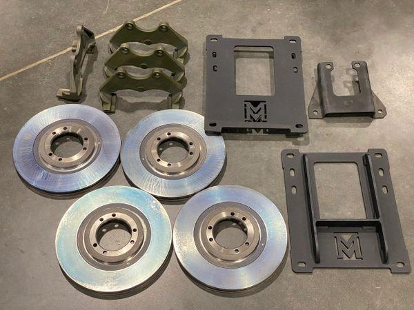 Mod Mafia Alpha 12k Brake Kit